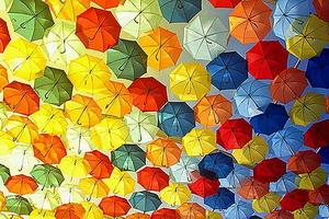 Мужские и женские зонты